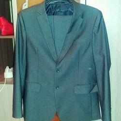 Üç parçalı takım elbise 152-158r