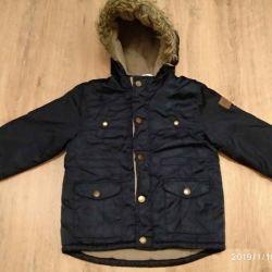 Куртка на мальчика демисезон 86