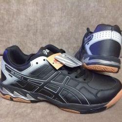 Asics gel-essent 2 spor ayakkabı deri 44