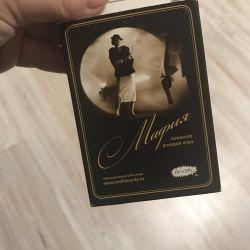 Mafya kartları