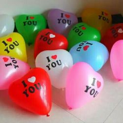 Balloons 50pcs with the inscription