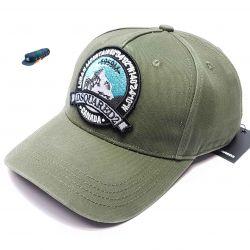 Dsquared Canada Baseball Cap (Khaki)