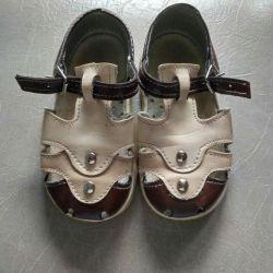 Sandals size 22-23