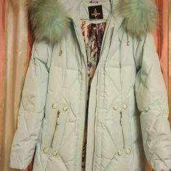 Coat down jacket new