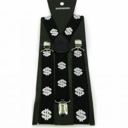 Party suspenders for hire