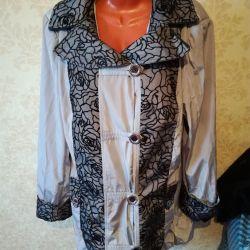 New jacket 58 size