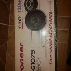 Pioneer g1079 speakers