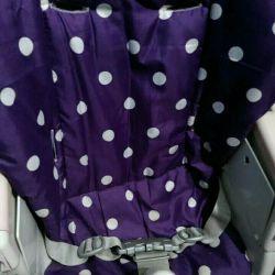 Детский стульчик+матрасик в подарок !