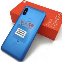 Xiaomi Redmi Note 6 Pro (BLUE) (New)