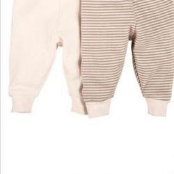 New set of 2 pants 50-56 Lupilu Germany