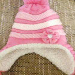 Χειμερινό ζεστό καπέλο