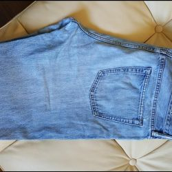 Jeans Gap 34x34 ανδρικό βαμβάκι της Ευρώπης