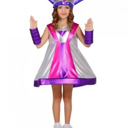 Children's carnival costume Alien
