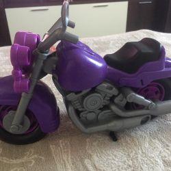 Motorcycle Polesie