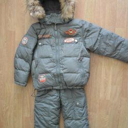 Winter suit Kiko, size 98