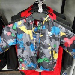 Ветровка Adidas originals для мальчика