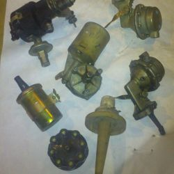 Spare parts for Zil