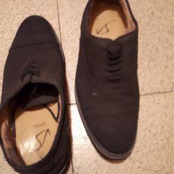 Suede pantofi 39 dimensiune