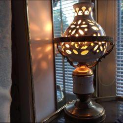 Lamp bronze