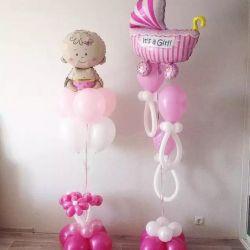 Μπαλόνια για απαλλαγή από το νοσοκομείο του Lublin