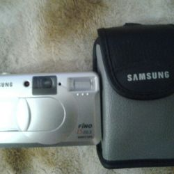 Samsung film camera,