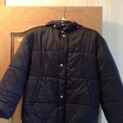 Jacket for the boy, synthetic winterizer, BENETON