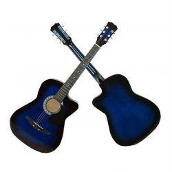 Фирменная гитара с мягкими струнами
