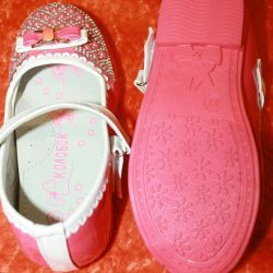 Yeni ayakkabı tabanı, 18,8 cm.