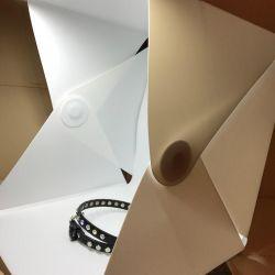 Portable mini photo studio