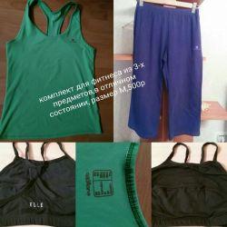 Fitness Clothing Set