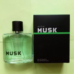 Avon Musk Fresh Eau De Toilette 75 ml
