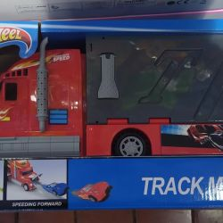 New large car carrier hot wheels (analog)