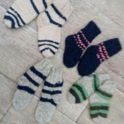 Κάλτσες νέα