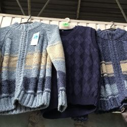 Sweaters for boys! Elimination of goods!