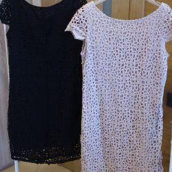 Cotton Lace French Dresses