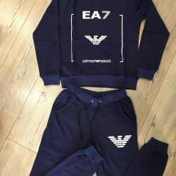 Sports suit Armani