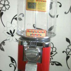 SAM60 vending machine with stand