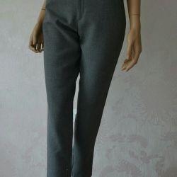 Trousers Zara, m-l, excellent condition