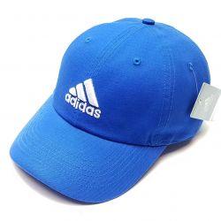 Adidas classic baseball cap (blue-neon)