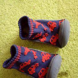 Papuci de șosete