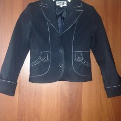 Jacket school for the girl