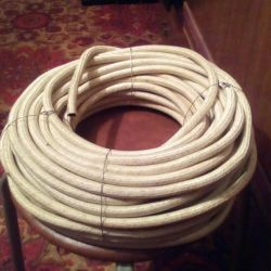Hose for welding semiautomatic. (carbon dioxide) 6mm.