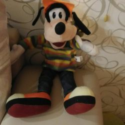 Goofy says a lot of phrases