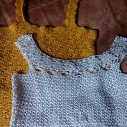 Топіки вязание.44-46.
