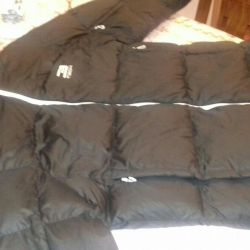 Men's down jacket 56-58 size new
