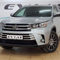 Toyota Highlander, 2017