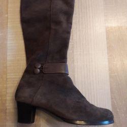 Italian natural boots 36р