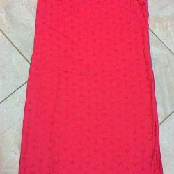 Summer dress, cotton