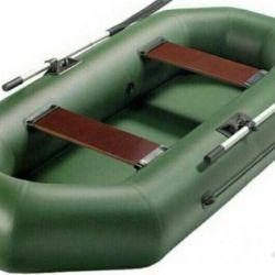 Лодка ПВХ Дорада 270 Надувная Гребная