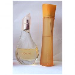 Avon, Yves Rocher perfumes from the personal collection
